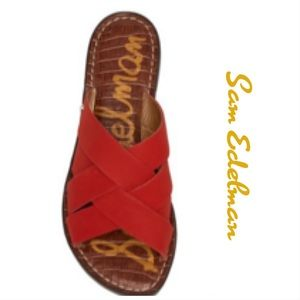 a9361df862e7 Sam Edelman Shoes - NIB Sam Edelman Gaile Slide Sandal